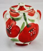 Red Flower Jar (1)