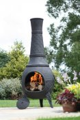Mega Chimenea with Grill