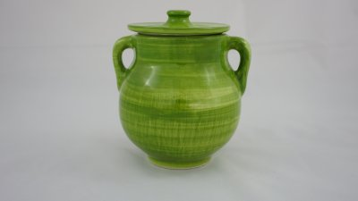Light Green Jar (1)
